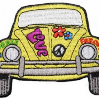 VW Love Bug Iron-On Patch