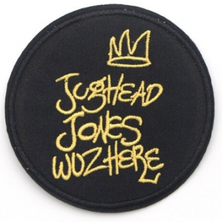Riverdale Jughead Jones Iron-On Patch