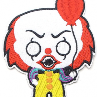 Stephen King's IT Pennyworth Iron-On Patch #2