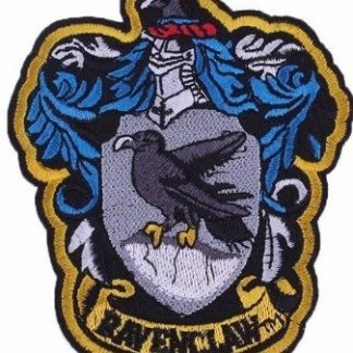 Harry Potter Ravenclaw House Iron-On Patch