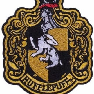 Harry Potter Hufflepuff House Iron-On Patch