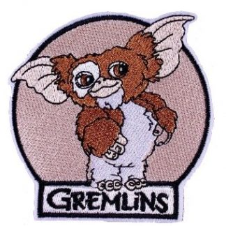 Gremlins Gizmo Iron-On Patch