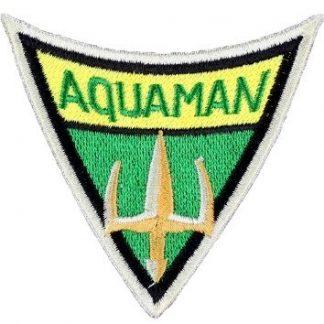 Aquaman Iron-On Patch
