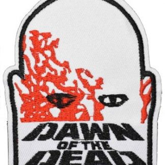 Dawn Of the Dead Iron-On Patch