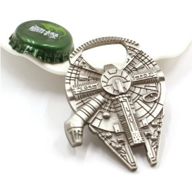 Star Wars Milennium Falcon Bottle Opener