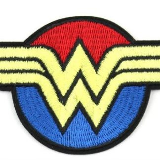 Wonder Woman Iron-On Patch #1