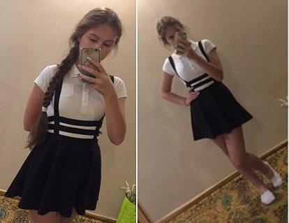 Suspender Style Mini
