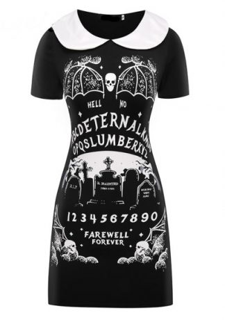 Eternal Slumber Ouija Mini Dress