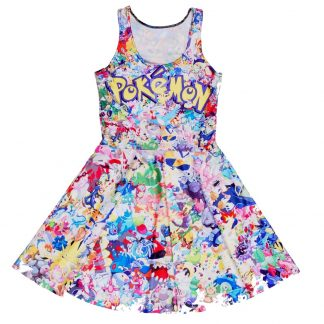 Pokemon Skater Dress #1