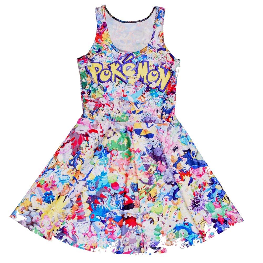 Pokemon Skater Dress #1