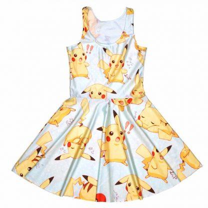 Pikachu Skater Dress