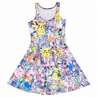 Pokemon Skater Dress #2