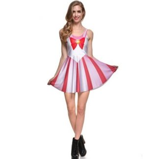 Sailor Moon Chibari Skater Dress