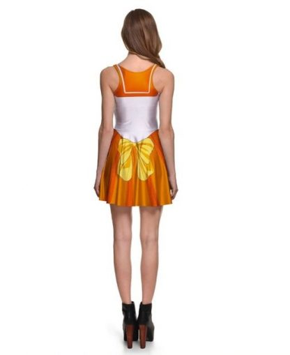 Sailor Moon Sailor Venus Skater Dress