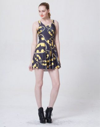 Batman Skater Dress