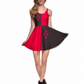 Harley Quinn Skater Dress