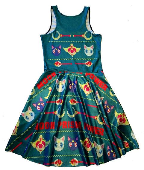Sailor Moon Prism Power Skater Dress