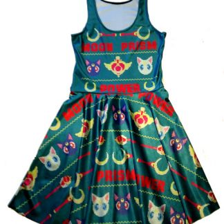 Sailor Moon Prism Power Skater Dress
