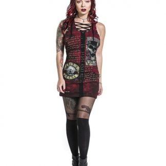 Guns 'N Roses Body Con Dress