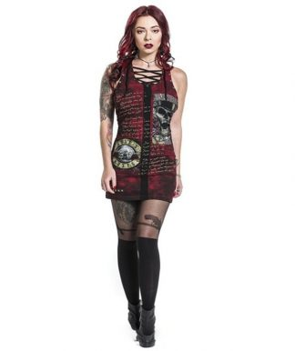 Guns 'N Roses Body Con Dress
