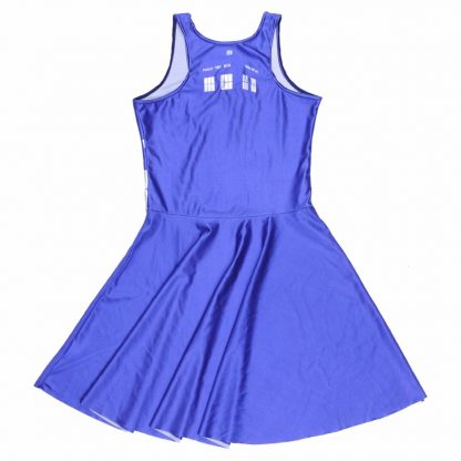 Doctor Who Tardis Skater Dress #2