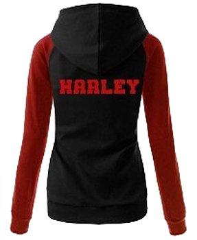 Harley Quinn Hey Puddin' Hoodie