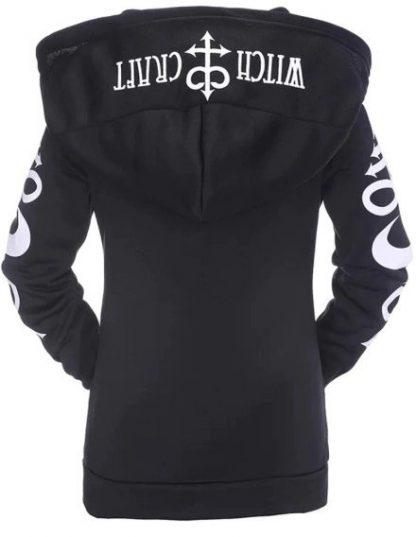 Witchcraft Zip Up Hoodie