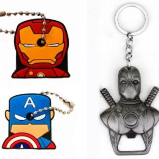 Keychains & Covers
