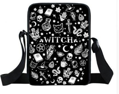 Witch Mini Messenger Bag