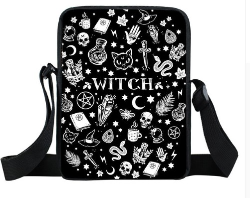 Witch Mini Messenger Bag