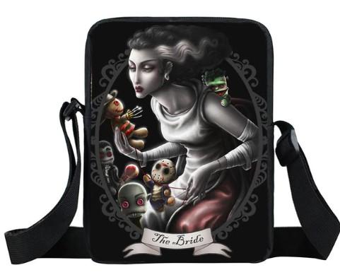 The Bride Mini Messenger Bag