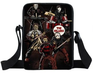 The Killers Horror Mini Messenger Bag