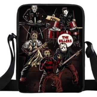 The Killers Horror Mini Messenger Bag