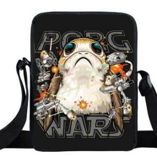 Star Wars Porg Wars Mini Messenger Bag