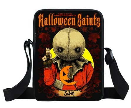 Trick or Treat Sam Mini Messenger Bag