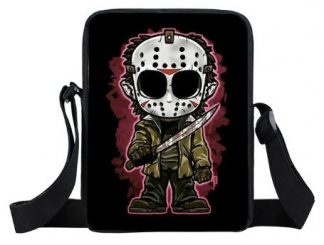Friday the13th Jason Voorhees Mini Messenger Bag