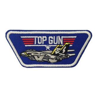 Top Gun Iron-On Patch