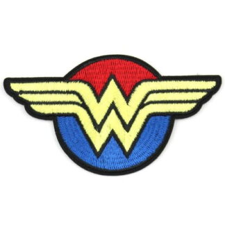 Wonder Woman Iron-On Patch #1