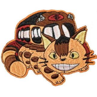 Anime - My Neighbor Totoro Catbus Iron-On Patch