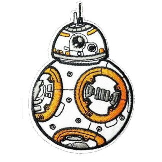 Star Wars BB-8 Iron-On Patch