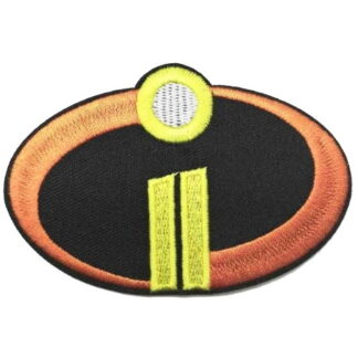 The Incredibles Iron-On Patch