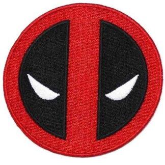 Deadpool Iron-On Patch #2