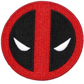Deadpool Iron-On Patch #2