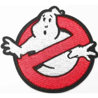 Ghostbusters Iron-On Patch