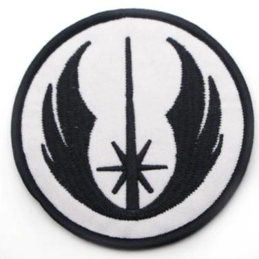 Star Wars Jedi Iron-On Patch #1