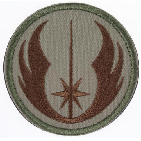 Star Wars Jedi Tactical Patch #2