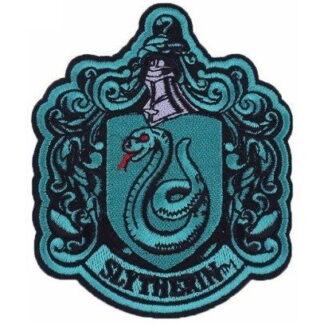 Harry Potter Slytherin House Iron-On Patch