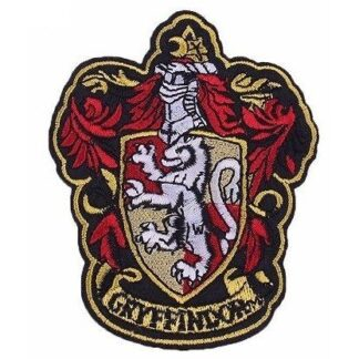 Harry Potter Gryffindor House Iron-On Patch
