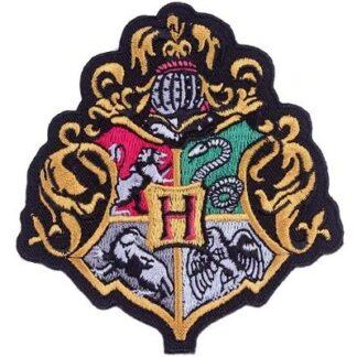 Harry Potter Hogwarts Academy Iron-On Patch