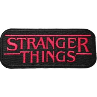 Stranger Things Iron-On Patch